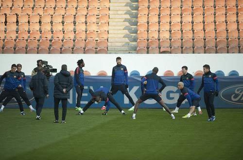 PSG không bắt Messi, Tito chỉ đạo Barca - 1