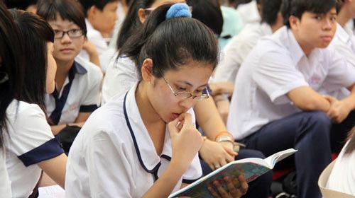 Bộ GD-ĐT hướng dẫn ôn thi tốt nghiệp THPT - 1