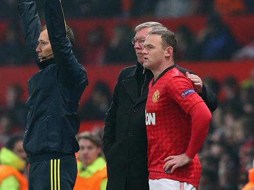 Không có chuyện PSG hỏi mua Rooney - 1