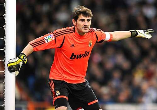 Lượt đi C1: Mourinho gạch tên Casillas - 1