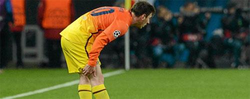 Barca trả giá đắt vì Messi - 1
