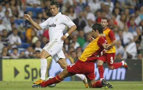 Real – Galatasaray: Tấn công và tấn công - 1