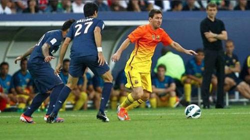 Barca bị cầm hòa: Có một PSG quả cảm - 1