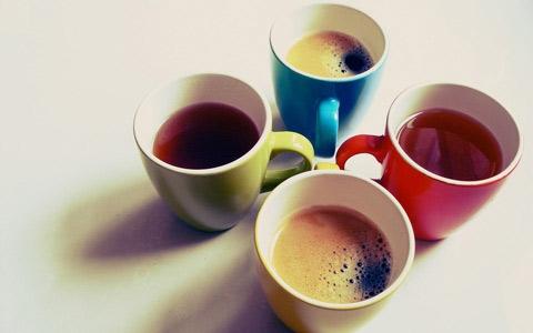"""Trà, cà phê """"đánh thức"""" gen ung thư - 1"""