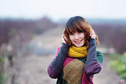 Nữ sinh Việt xinh đẹp nơi xứ người - 1