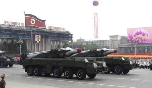 Triều Tiên điều tên lửa: Nhận định của HQ - 1