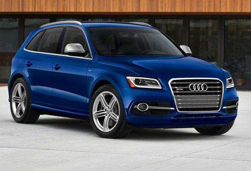 """Audi SQ5: """"Quái vật"""" núp bóng thư sinh - 1"""