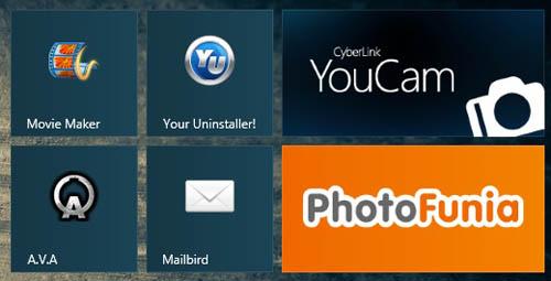 Ghép ảnh cực 'chất' trên Windows 8 - 1