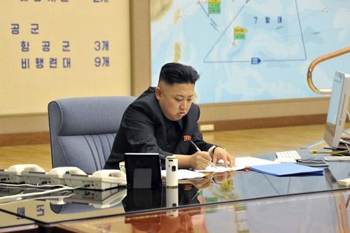Máy tính Apple của Kim Jong-Un gây tranh cãi - 1