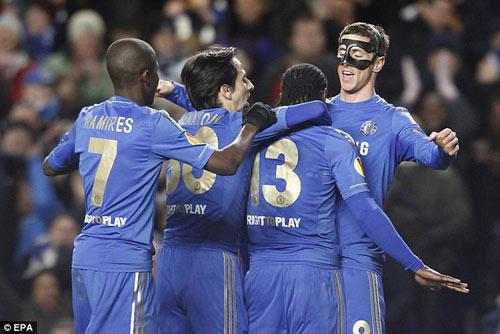 Với Torres, bàn thắng là lẽ sống - 1