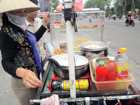 Xóm Hà Nội ở Đà thành - 1