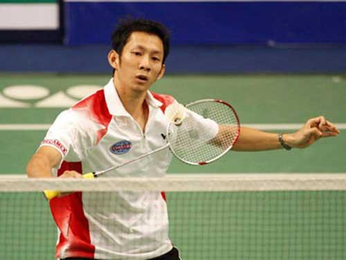Tiến Minh thua trắng trước tay vợt trẻ Trung Quốc - 1