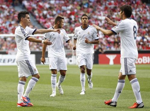 Real – Levante: Trên đà hưng phấn - 1