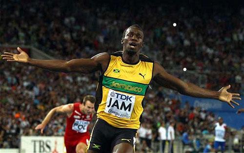 Usain Bolt kiếm 16 tỷ đồng chưa đầy nửa phút - 1