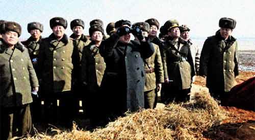 Giải mã thái độ giận dữ của Triều Tiên - 1