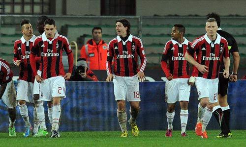 Fiorentina – Milan: Phục hận - 1