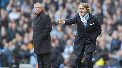Derby Manchester cuối cùng của Mancini? - 1