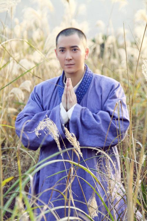 Sốt vì hòa thượng của Tân Thiên long - 1