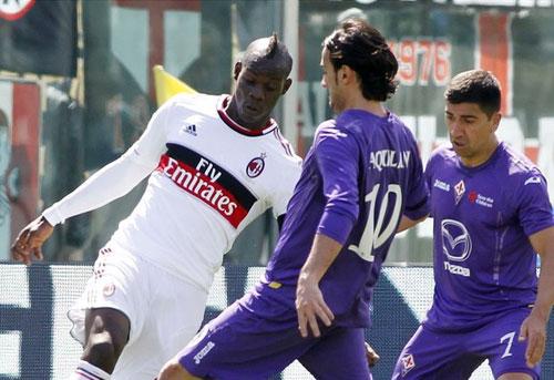 """Serie A sau V31: """"Ma ám"""" thành Milan - 1"""