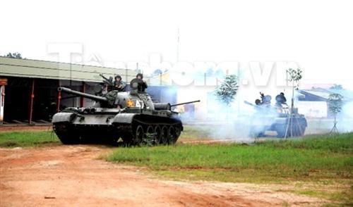 Lính Quân khu 5 oai hùng mở lối ra trận địa - 1