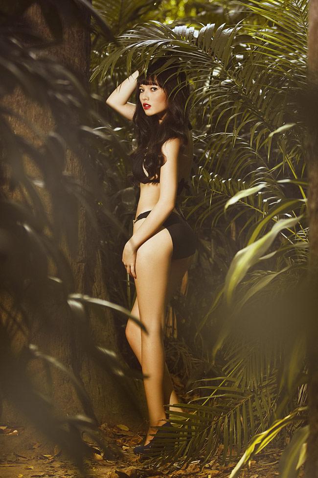 Vietnam nude supermodel — img 2