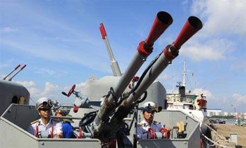 Tàu chiến săn ngầm VN: 50 năm vẫn chạy tốt! - 1