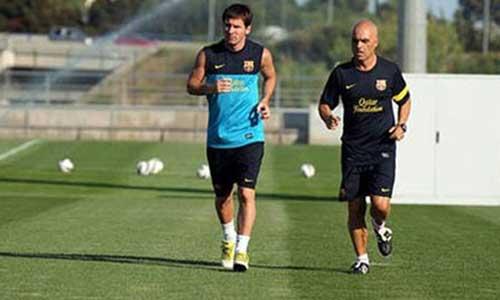 Lượt về Cup C1: Messi sẽ ngồi dự bị? - 1