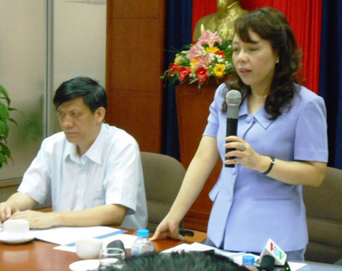 TP.HCM: Sẵn sàng chống dịch cúm A/H7N9 - 1