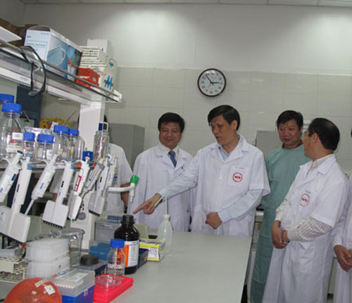 HN: Ráo riết chống cúm A/H7N9 gây chết người - 1
