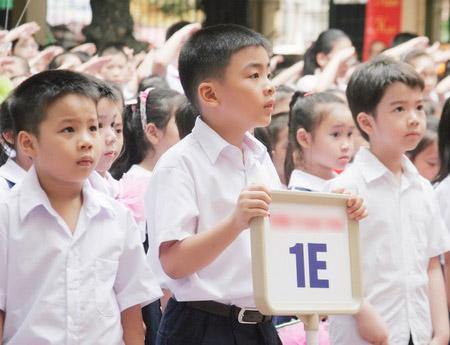 Hà Nội: Học sinh lớp 1 tăng 11.000 em - 1
