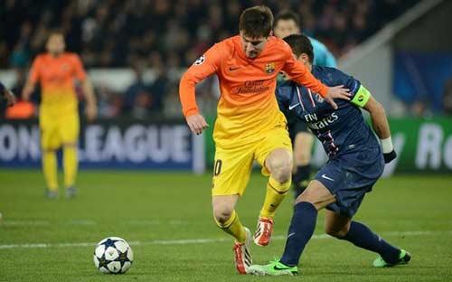 Barca: Viết kịch bản cho Messi - 1