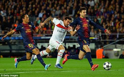 Barca – PSG: Trái tim dũng cảm - 1