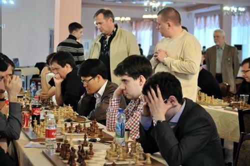 """Quang Liêm """"đánh thuê"""" bất bại tại Nga - 1"""
