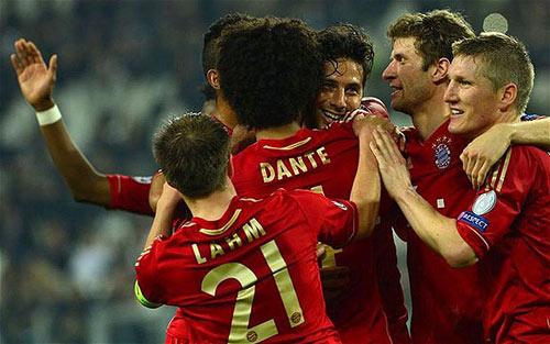 Bayern, Dortmund: Người Đức trỗi dậy - 1