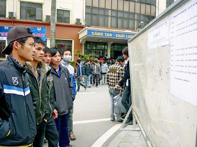 Hết cửa xuất khẩu lao động Hàn Quốc - 1