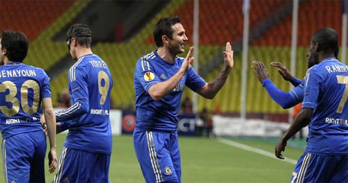 Benitez: Quan trọng là Chelsea vào Bán kết - 1