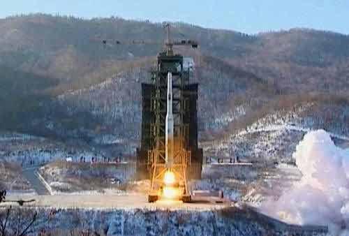 Mỹ: Triều Tiên đã có tên lửa hạt nhân - 1