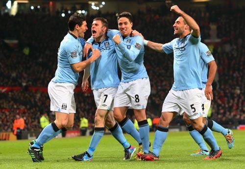 BK FA Cup: Man City cần một danh hiệu - 1