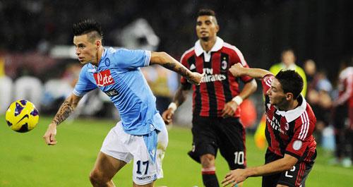 Serie A trước V32: Tâm chấn Milan-Napoli - 1