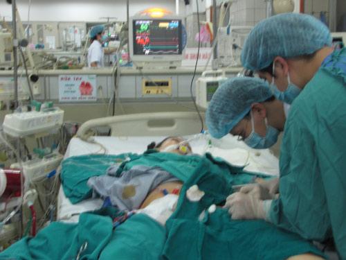 HN: Cứu sống bệnh nhân ngừng tim - 1