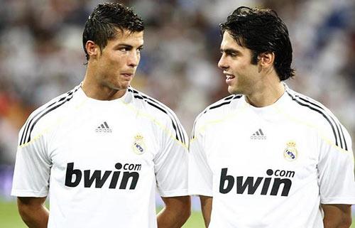 Real bán Kaka để tăng lương cho Ronaldo - 1