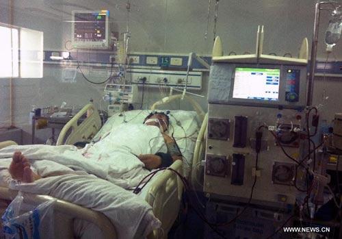 TQ: Số ca nhiễm và tử vong do H7N9 tăng vọt - 1
