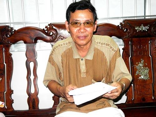 Chủ tịch Trà Vinh phủ nhận bị đập xe - 1