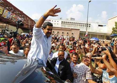 Venezuela: Chọn được người kế nhiệm TT Chavez - 1