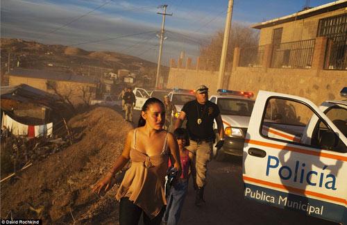 Bên trong cuộc chiến chống ma túy ở Mexico - 1