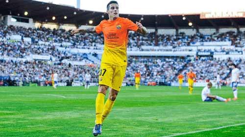 Liga sau V31: Siêu nhân Ronaldo - 1