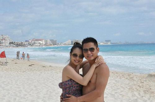 Jennifer Phạm phủ nhận tin đồn có thai - 1