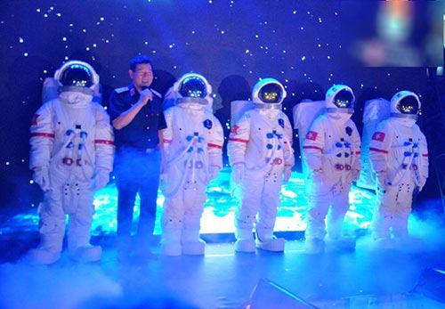 Tìm người Việt Nam thứ 2 bay vào vũ trụ - 1