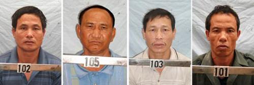 Băng nhóm U50 chuyên ăn trộm ở đình chùa - 1