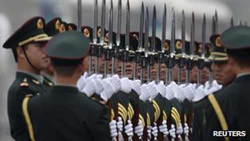Trung Quốc lần đầu tiết lộ cấu trúc quân đội - 1